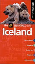 Essential Iceland by Ann Stonehouse