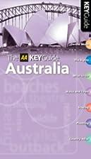 AA Key Guide Australia (AA Key Guides…