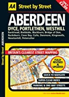 AA Street by Street Aberdeen Midi by…