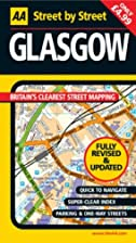 AA Street by Street Glasgow