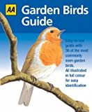 Not Available: Aa Garden Birds Guide