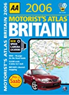 AA Road Atlas Great Britain by Automobile…