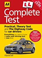 AA Complete Test (AA Driving Test Series) by…