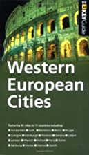 Western European Cities (AA Key Guides) (AA…