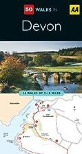 50 Walks in Devon by AA Publishing