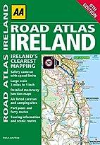 Road Atlas Ireland by AA Publishing