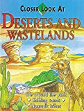 Hall, Cally: Closer Look at Deserts and Wastelands