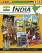 India (Country Topics) by Anita Ganeri