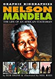 Shone, Bob: Nelson Mandela (Graphic Biographies)