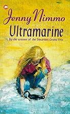 Ultramarine by Jenny Nimmo