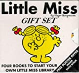 Hargreaves, Roger: Little Miss Gift Pack (Little Miss library)