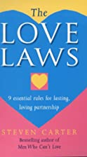 The Love Laws by Steven Carter
