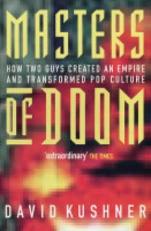 Cover of Masters of Doom by David Kushner