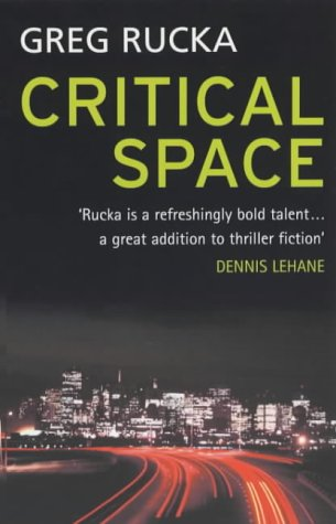 Cover of Critical Space by Greg Rucka