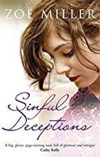 Sinful Deceptions by Zo Miller