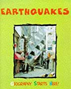 Earthquakes by Daniel Rogers