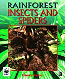 Parker, Ed: Insects and Spiders (Rainforests)
