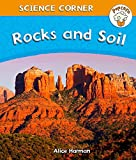 Harman, Alice: Rocks and Soil (Popcorn: Science Corner)
