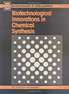 Biotechnological Innovations in Chemical…