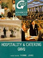 Hospitality and Catering GNVQ…