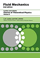Fluid Mechanics by Lev Landau