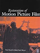 Restoration of Motion Picture Film…