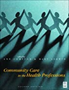 Community care for health professionals by…