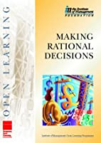Making Rational Decisions (Institute of…