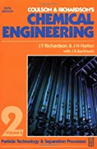 Chemical Engineering Volume 2, Fifth Edition…