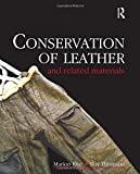 Kite, Marion: Conservation Of Leather And Related Materials