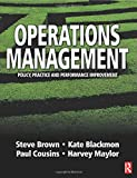 Brown, Steve: Operations Management