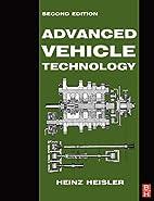 ADVANCED VEHICLE TECHNOLOGY by Heinz Heisler