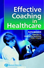 Effective Coaching in Healthcare Practice by…
