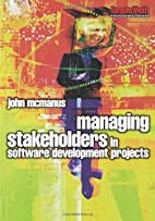 Managing Stakeholders in Software…