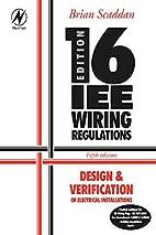 16th Edition IEE Wiring Regulations: Design…