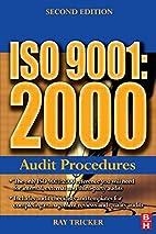 ISO 9001:2000 Audit Procedures, Second…