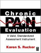 Chronic pain evaluation : a valid,…