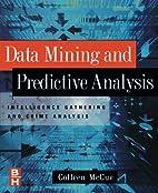 Data Mining and Predictive Analysis:…