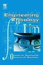Engineering Tribology by Gwidon W.…