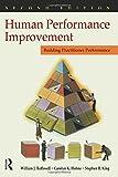 William J. Rothwell: Human Performance Improvement (Improving Human Performance)