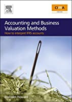 Accounting and Business Valuation Methods:…