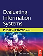 Evaluating Information Systems: Public and…