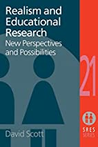 Realism and Educational Research: New…