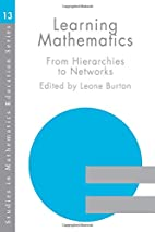 Learning Mathematics: From Hierarchies to…
