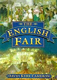 Cameron, David Kerr: The English Fair