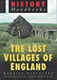 Beresford, M. W.: The Lost Villages of England