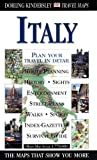 Kindersley, Dorling: Italy (Eyewitness Travel Maps)