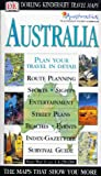 Kindersley, Dorling: Australia (Eyewitness Travel Maps)
