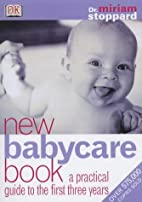 New Babycare by Miriam Stoppard