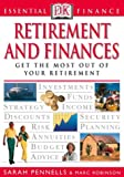 Pennells, Sarah: Retirement and Finances